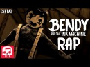 Can't Be Erased SFM by JT Music - Bendy and the Ink Machine Rap