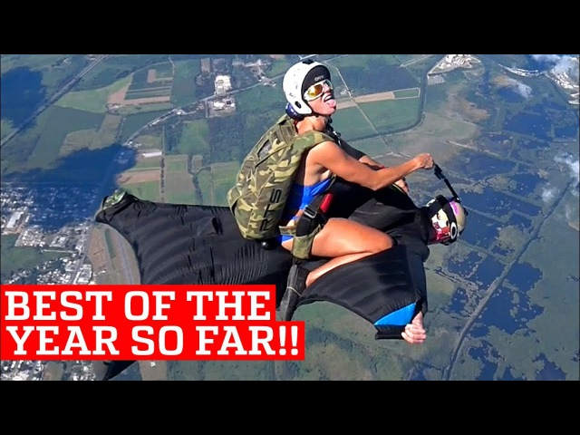 BEST OF THE YEAR SO FAR 2017 People Are Awesome