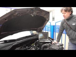 Исследование ЦПГ: Мотор CWVA на Skoda Yeti, 30000км