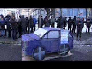 Боевики из АТО требуют льгот по ввозу иностранных подержанных автомашин