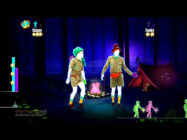 The Fox (Baile Campestre) | Just Dance 2015 | Full Gameplay 5 Stars