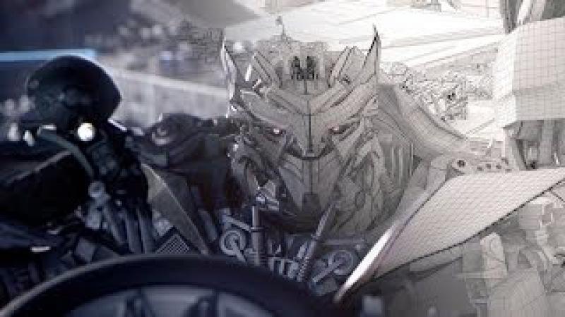 CGI Making of HD: Making of Transformers GS5 by The Post Bangkok