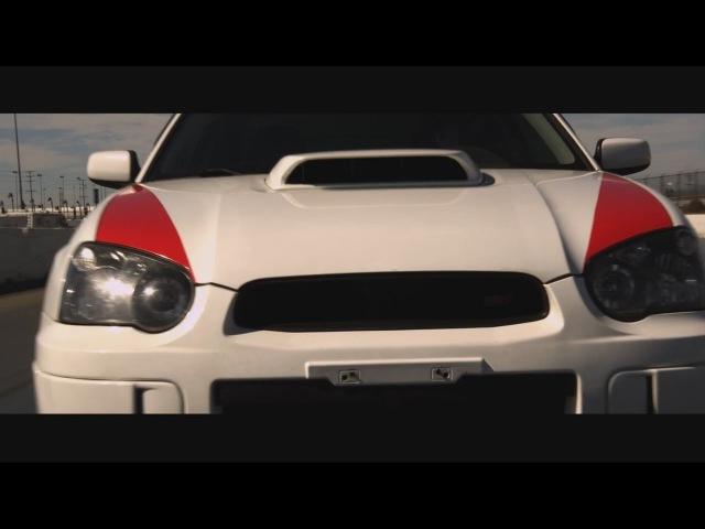 Драг на Субаре. ''Born to Race'' 2011 | Прирождённый гонщик [Blu-ray, 4K]