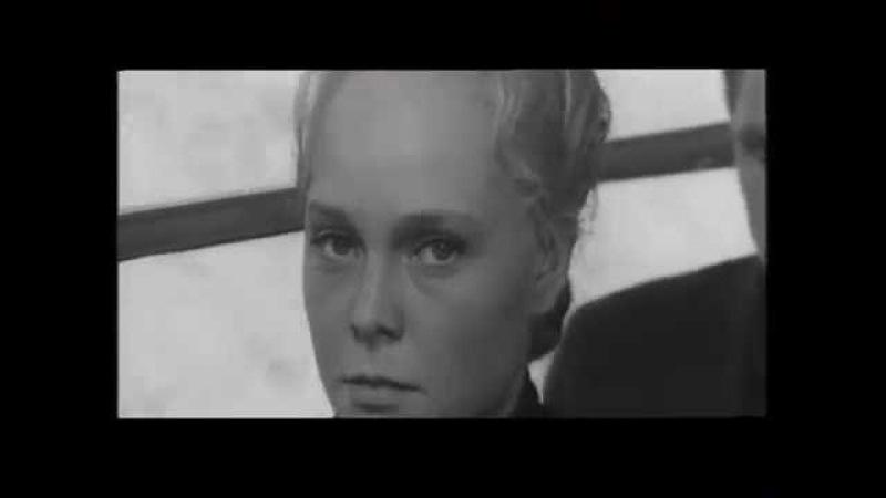 Ян Френкель слова Константина Ваншенкина Кружится кружится старый вальсок Фильм У озера