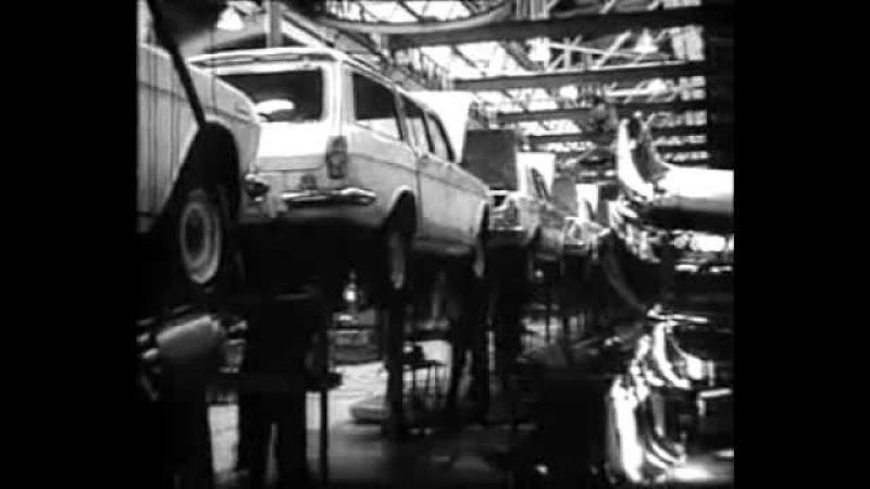 15 июля 1970 года. Последняя ГАЗ-21 на конвейере. Запуск в полную серию ГАЗ-24. Запуск ГАЗ-24-02