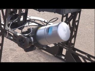 Harris Aerial - Stark Hx8 UAV - Cell Tower Inspection w/ LIDAR
