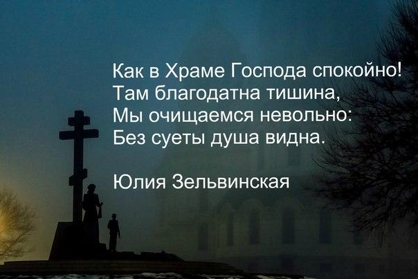 Юлия зельвинская стихи для души