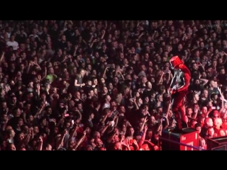 GUNS N ROSES - LIVE FRON THE O2 ARENA, LONDON. 2012