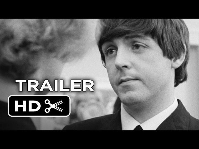 A Hard Days Night Official Remastered Trailer (2014) - The Beatles Movie HD
