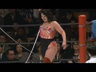 Devil Masami vs Sumie Saito (Clipped)