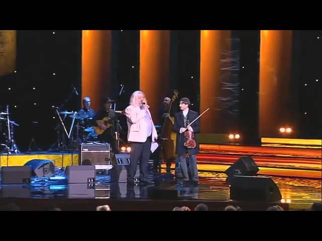 Саня Кройтор и его говорящая скрипка Москва Кремль Ханука 2013