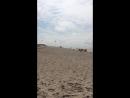 Сегодня на пляже в Янтарном