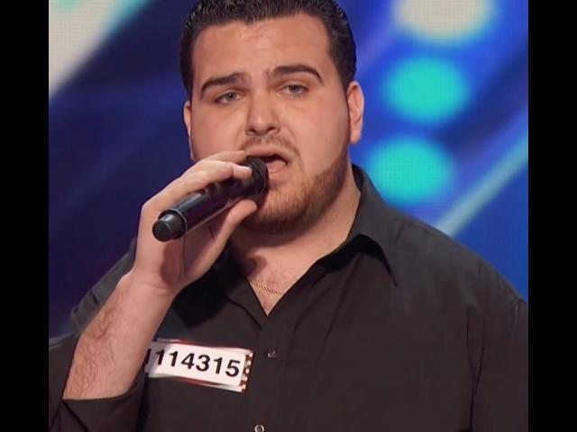 My Way America's Got Talent Sal Valentinetti Golden Buzzer