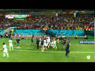Clint Dempsey's goal in 2014 World Cup vs Portugal