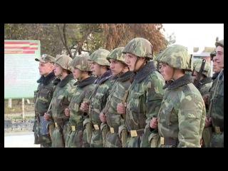 Утренний эфир / Караульный городок в армии