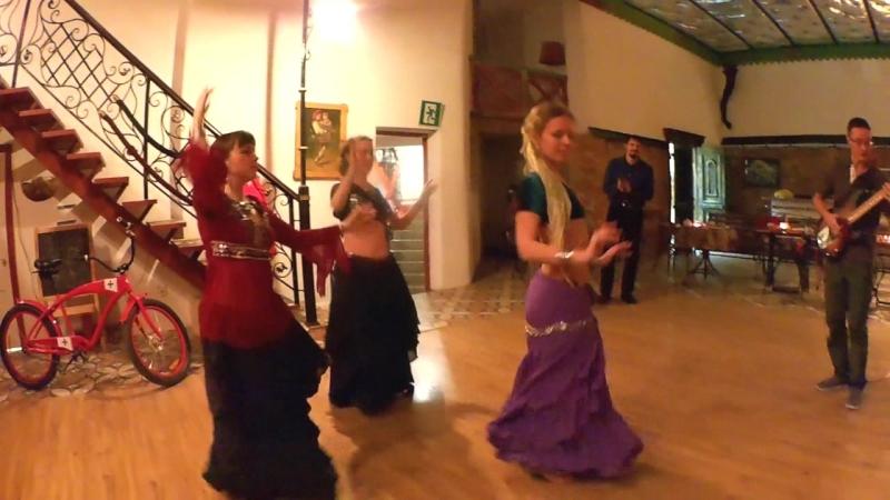 Qnatabrika Ushti Babo Acoustic Party Video