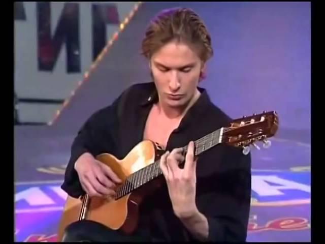 Николай Носков — «Романс» — Николай Гумилев — «Однообразные мелькают...»
