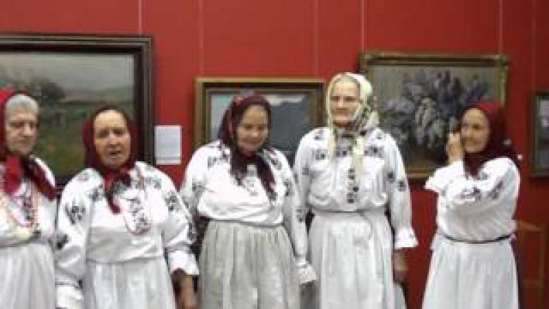 БОВСУНІВСЬКІ БАБУСІ - ПОСІЯЛА Я ЛЬОН ANCIENT UKRAINIAN SONG POSIYALA YA LON