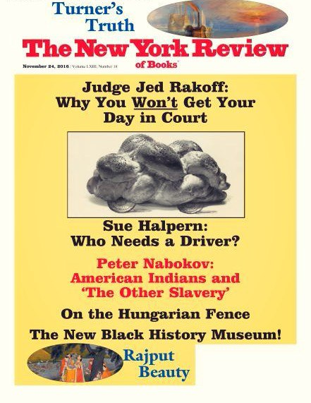 TheNewYorkReviewBooks November 24 2016