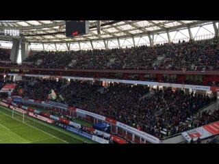 Скутер в исполнении фанатов Локомотива