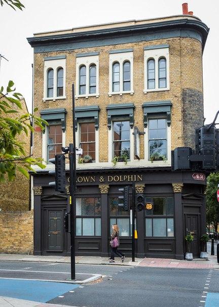 Уютные апартаменты в бывшем пабе в Лондоне  Смотреть...