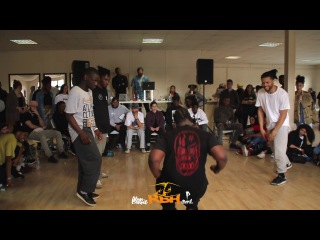 Battle RBH 2017 // 2nd round Miracle & Tutur Vs Izzy & Kery
