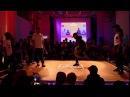100 Dancibel Hip Hop 2vs2 1 2 Jerson Biggos vs Luulu P Soul