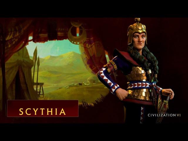Civilization VI Soundtrack - All Scythia Themes [HD]