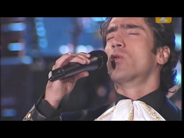 Alejandro Fernández, Como Quien Pierde Una Estrella, Festival de Viña 2001