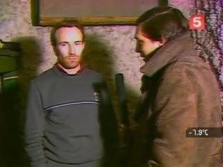 Один из эфиров легендарной телепаредачи 600 секунд (23 декабря 1987 г.)