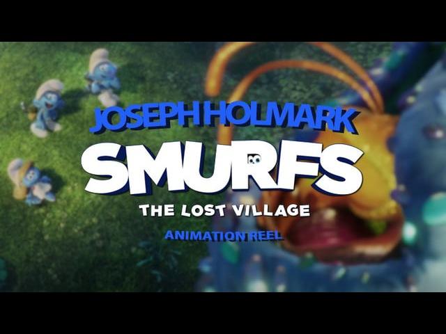 Smurfs Animtion Reel
