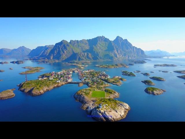 Lofoten 4k - Spectacular Norway