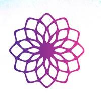 Логотип АТМОСФЕРА - Йога I Арт - пространство I Ижевск