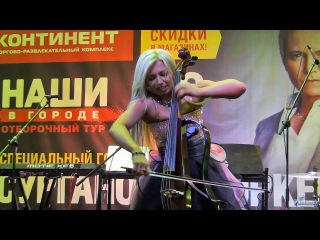София «SOFI» Мальцева в ТРК «Континент» (2017)