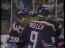 Alex Semak goal for Islanders vs Panthers (1995)