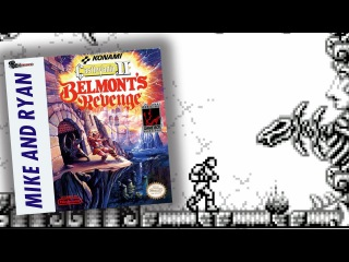 Castlevania II: Belmont's Revenge (Game Boy) Mike & Ryan