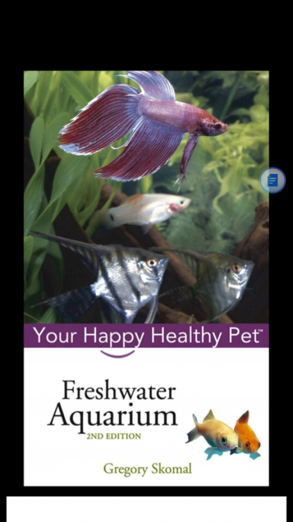 Freshwater Aquarium Your Happy healthy pet