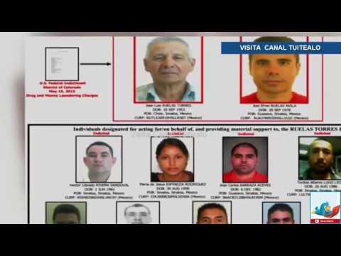 EU incluye al Cártel de los Ruelas Torres en lista negra de narcotraficantes Video