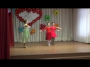2Концерт С днём Мамы в школе №1 - Танец Самбо 25.11.2017 Нижнекамск