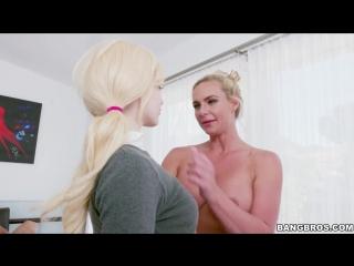 Phoenix marie, elsa jean my step mom's in control (bangbros, lesbians, anal, vaginal, schoolgirl, masturbation, incest)