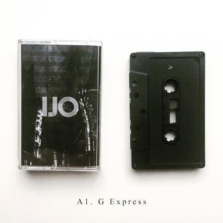 Audrius Vait on Instagram: IJO Retrodiziac LP cassette reissue out now on my bandcamp. Limited edition made by my self with love. Doing it for