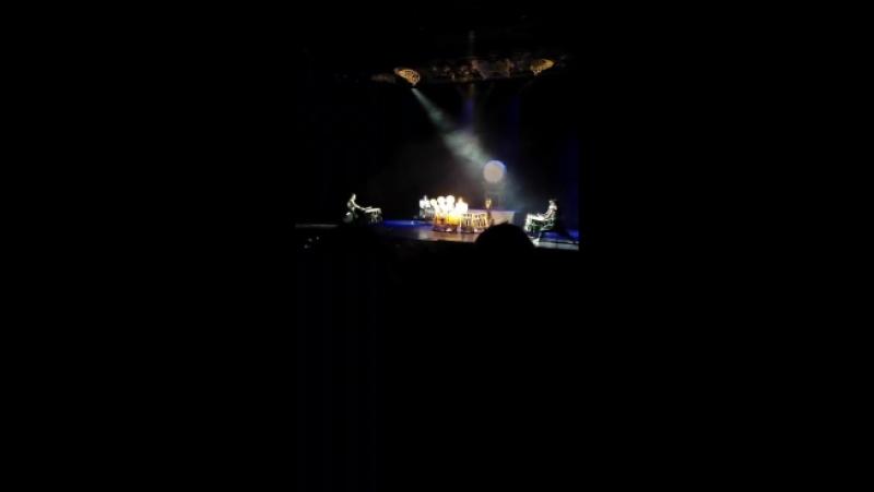 Концерт Эйтэцу Хаяси и ансамбля Эйтэцу ФуУн но Кай японские барабаны тайко