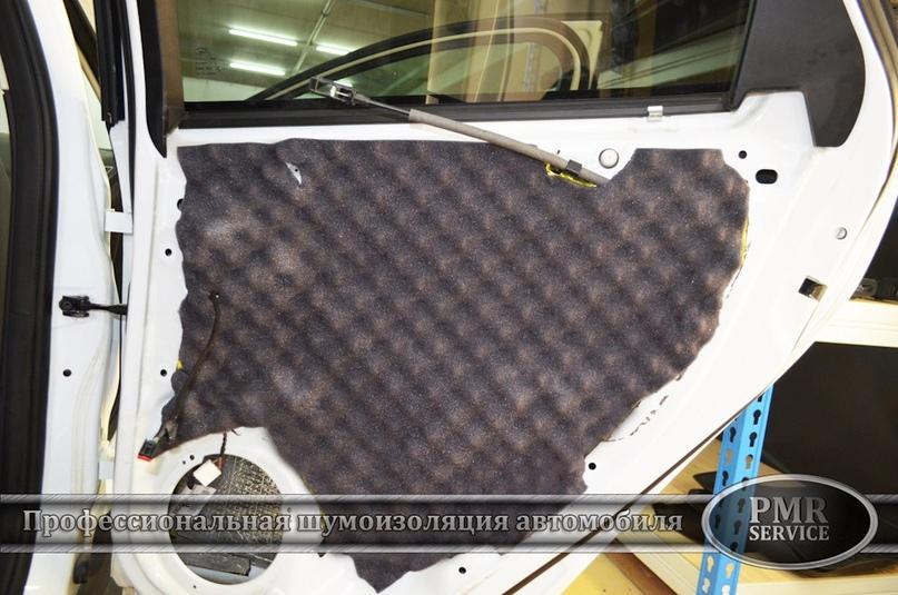 Шумоизоляция Ford Focus 2, изображение №10