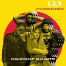 Обложка 1, 2, 3 feat De La Ghetto - Sofia Reyes feat. De La Ghetto