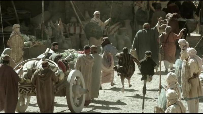 The Bible Библия Серия 5 NovaFilm