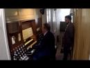 684 J. S. Bach - Christ unser Herr zum Jordan kam, BWV 684 a 2 Clav. e Pedale - Minne Veldman