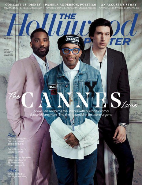 The Hollywood Reporter – May 02, 2018
