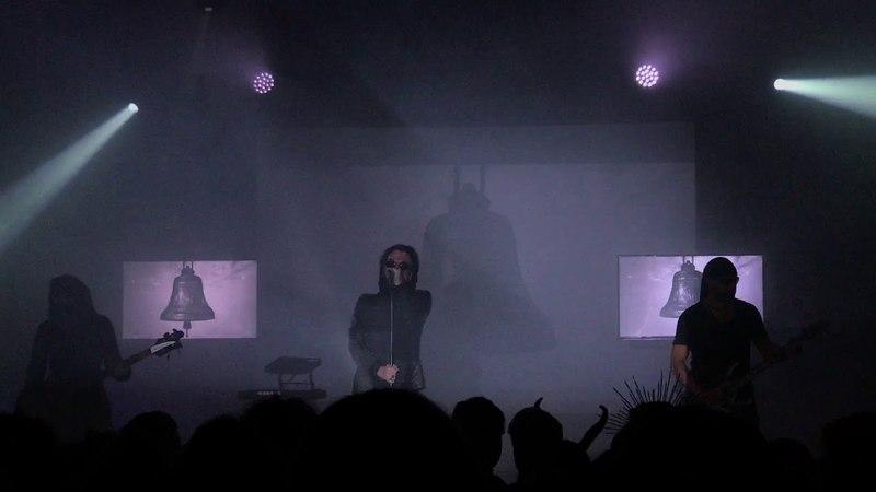 Merciful Nuns Live @ Wave Gotik Treffen 2018 Täubchenthal Leipzig