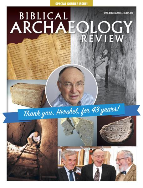 Biblical Archaeology Review - March-June 2018