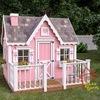 Детские игровые домики и площадки